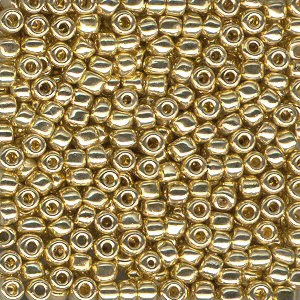 Rocaille MIYUKI 2mm 11-91052 Doré