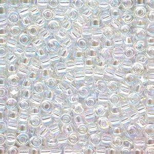Mini rocaille MIYUKI 15-9250 Crystal AB