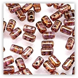 Rullas 3x5 mm 00030-15695 - Crystal Brown Lilas Luster x10g