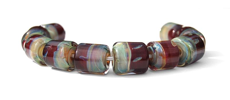Perle à la lampe artisanales haut de gamme - SM31