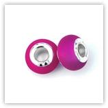 perles pour bracelet - 406 Néon Violet