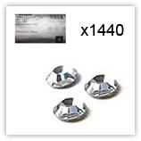 Swarovski 2078 Strass SS16-4mm Cristal x1440