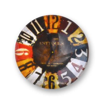 Cabochon 20 mm Horloge - 458