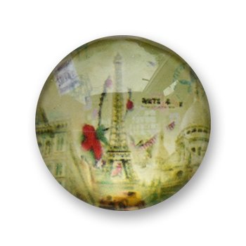 Cabochon 20 mm Paris - 510