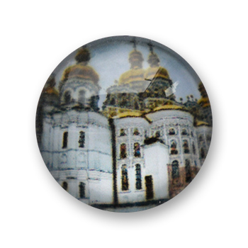 Cabochon 20 mm Paris - 516