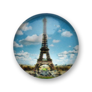 Cabochon 20 mm Paris - 521