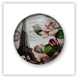 Cabochon 20 mm Paris - 523