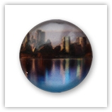 Cabochon 20 mm Paris - 561