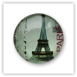 Cabochon 20 mm Paris - 564