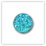 Cabochon 16 mm Aquamarine