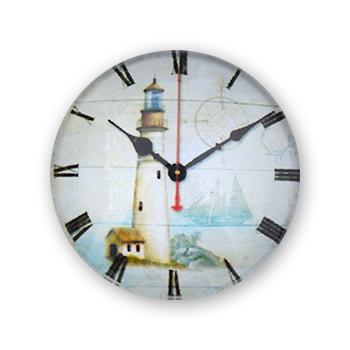 Cabochon horloge 25 mm - 04