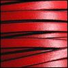 Cuir plat 05 mm - Siam (bords noirs) 9495