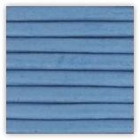 Cordon cuir 2mm Bleu Clair