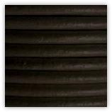 Cordon cuir 2mm noir