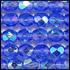 Perles à Facettes 4mm - SapphireAB - 058