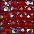 Perles à Facettes 3mm Siam AB - 018
