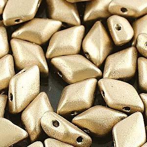 Perles GEMDUO 8x5 mm - 00030-01710