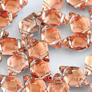 Perles GEMDUO 8x5 mm - 00030-27102