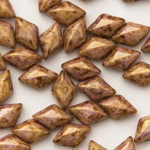 Perles GEMDUO 8x5 mm - 03000-15695