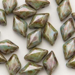 Perles GEMDUO 8x5 mm - 03000-65431