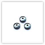 Hématite - rondelles 04 mm x190