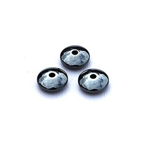 Hématite - rondelles 12 mm