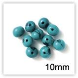 Perles graine Açaï - Light Turquoise