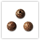 Coconut Rocailles 10 mm