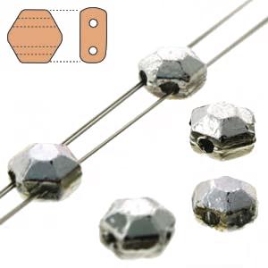 Perles HONEYCOMB Facettées 6 mm - 00030-27000 x30