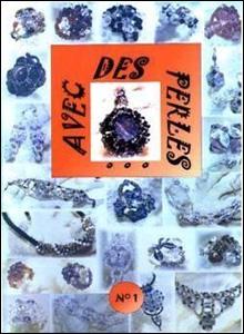 """Livre """"avec des perles"""" n°1  (offert)"""