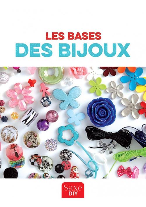 """Nouveau livre """"Les bases des Bijoux 2017"""""""