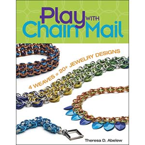 """Livre """"PLAY WITH CHAIN MAIL""""*"""