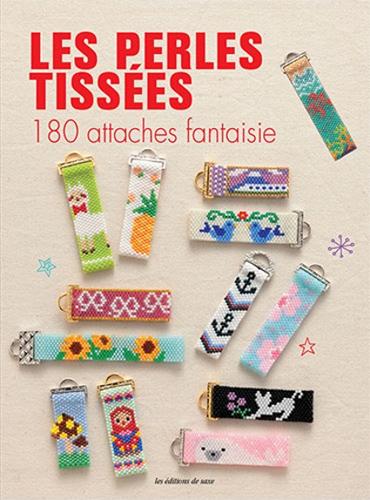 """Livre """"Les perles tiss�es"""""""