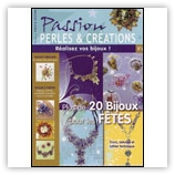 "Livre ""Passion perles & cr�ations\"" n�08"