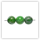 Rondes 10mm Magn�site chrysolite