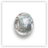 Perle - perle pour bracelet - 180 Cristal Paillettes