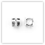 perles pour bracelet - 622 Cube Cadeau