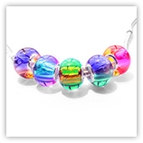 Assortiment perles pour bracelet - mix colorful 2