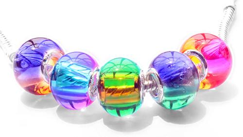 Assortiment perles pour bracelet - mix colorful 2