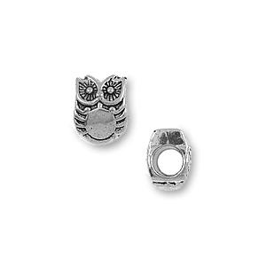 perles pour bracelet - 222 hibou