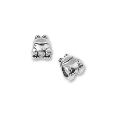perles pour bracelet - 223 grenouille