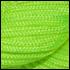 Fil Nylon pour bracelets 1 mm x25m - Vert Fluo