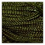 Fil Nylon pour bracelets 1 mm x25m - Olivine