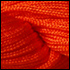Fil Nylon pour bracelets 1 mm x25m - Orange fluo