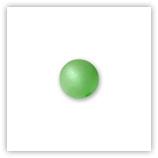 Perle Polaris Péridot 08 mm