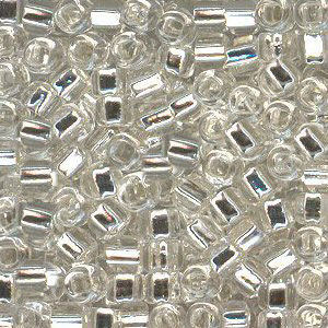 Rocaille RAYHER 2.6mm Cristal