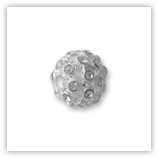 Boule strass diamant�e - 526 - 12 mm Crystal x10