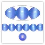 Oeil de chat 6mm Light Sapphire